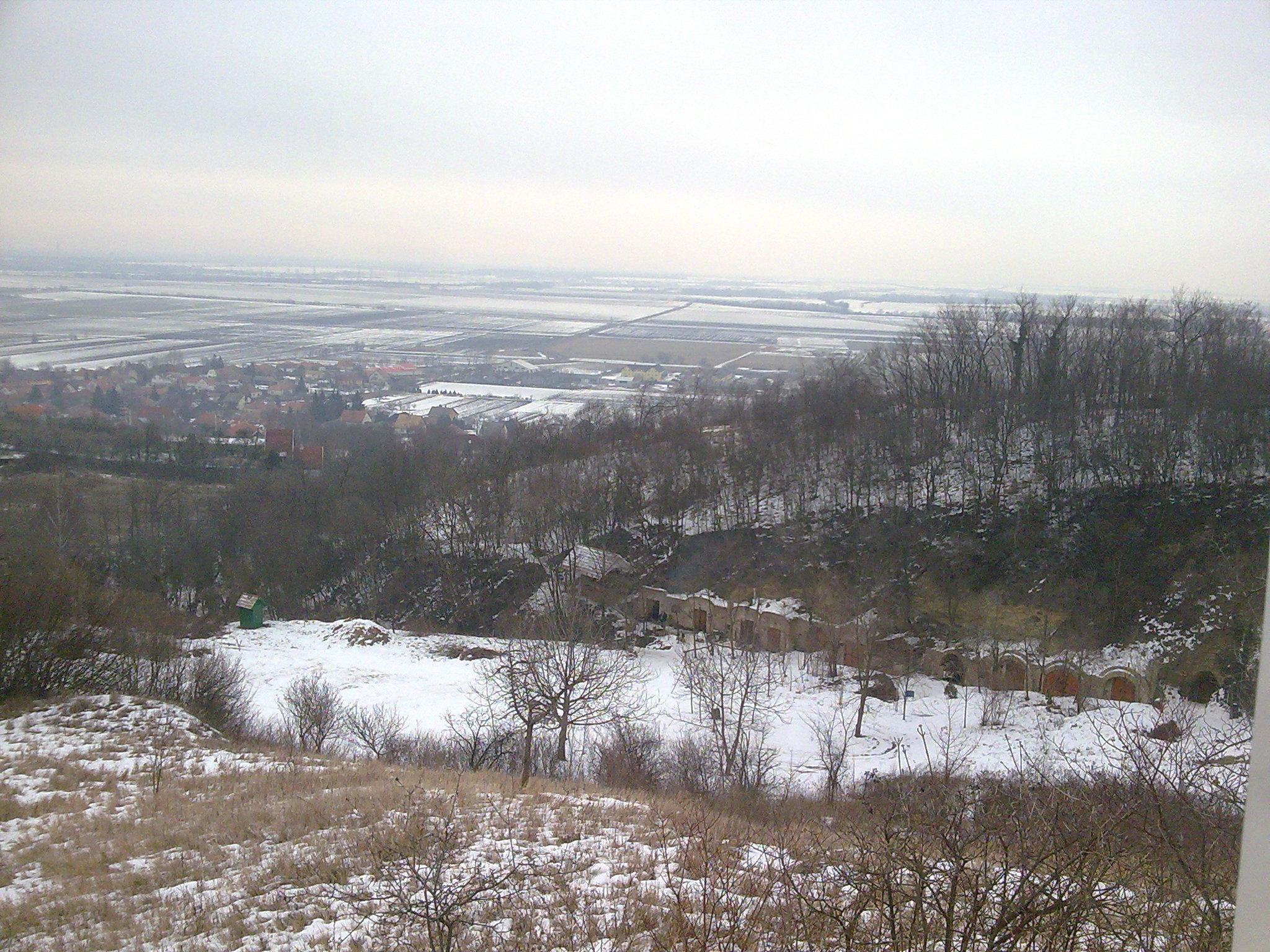 pincesor télen